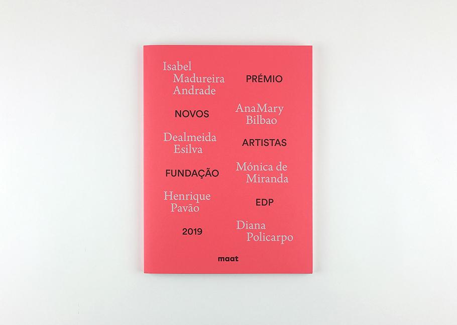 Prémio Novos artistas Fundação EDP 2019